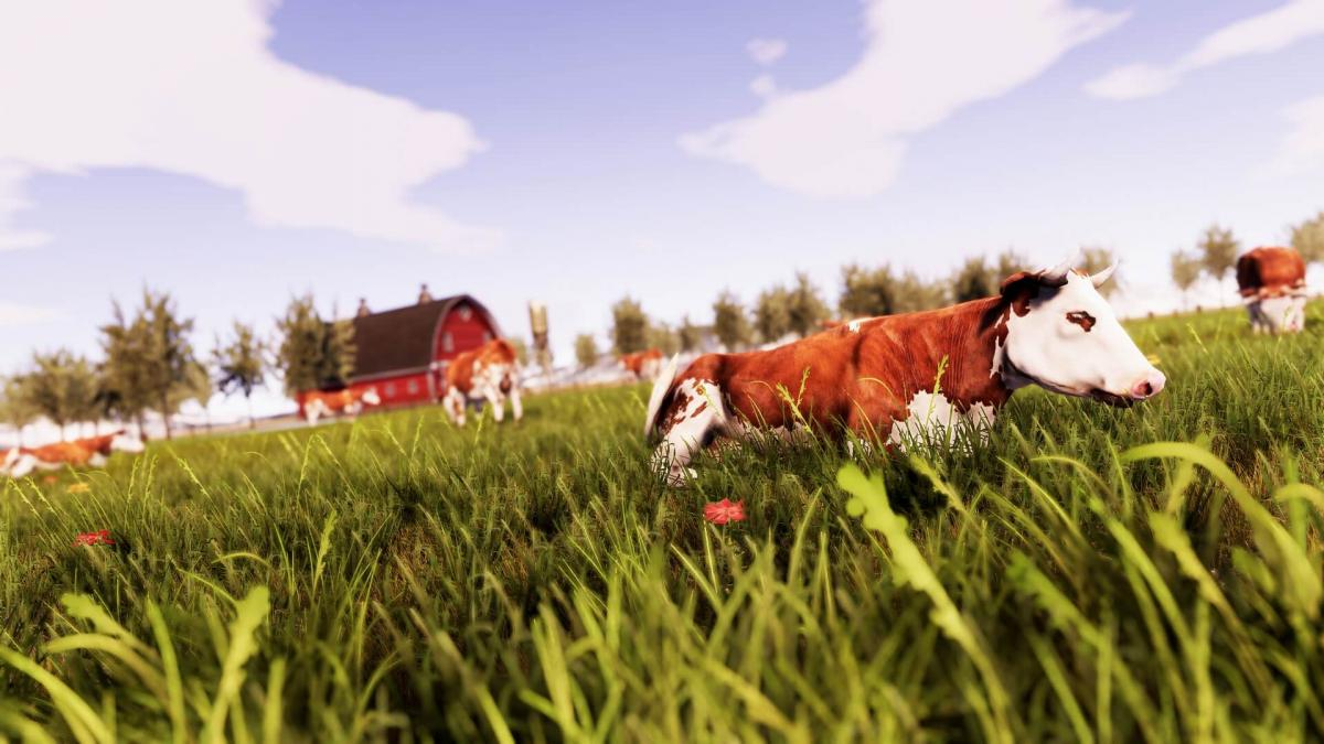 Real Farm получила большую скидку в PS Store / store.playstation.com