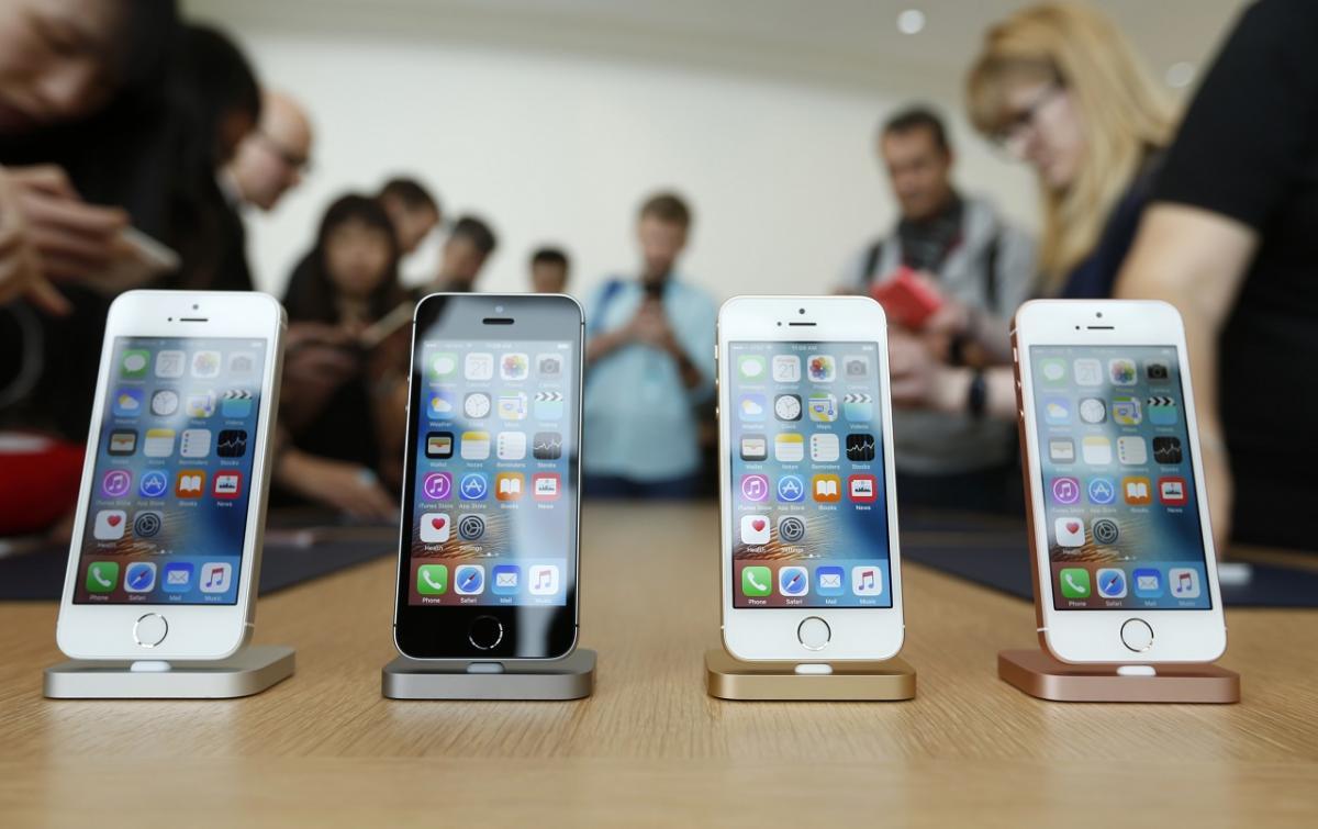 Рекомендация относится к iPhone 6 Plus и 6s Plus \ фото REUTERS
