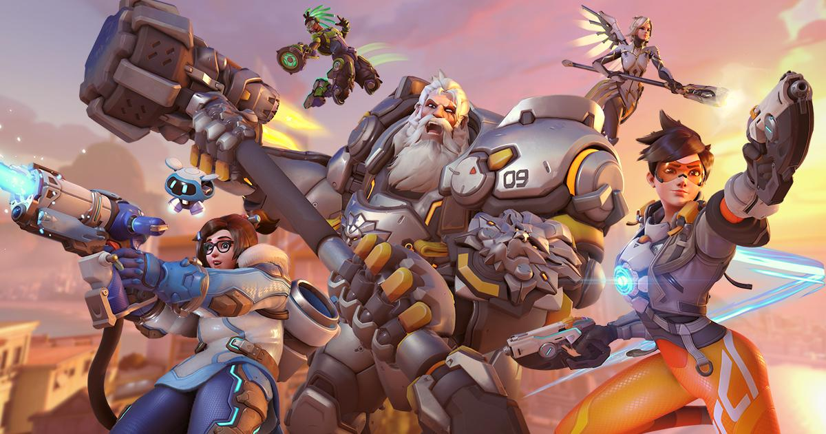 Overwatch 2 выйдет в конце этого года / playoverwatch.com