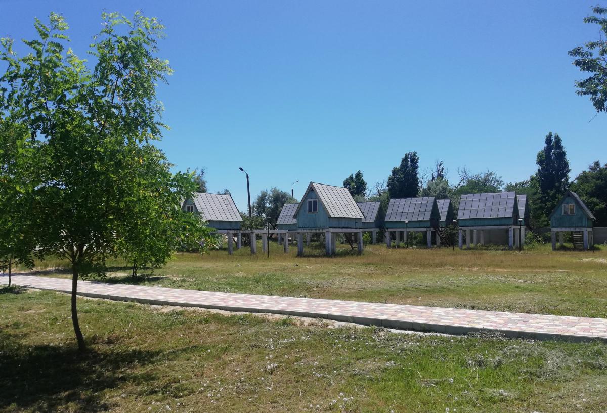 В Бердянске есть спрос на абсолютно разное жилье / фото Марина Григоренко