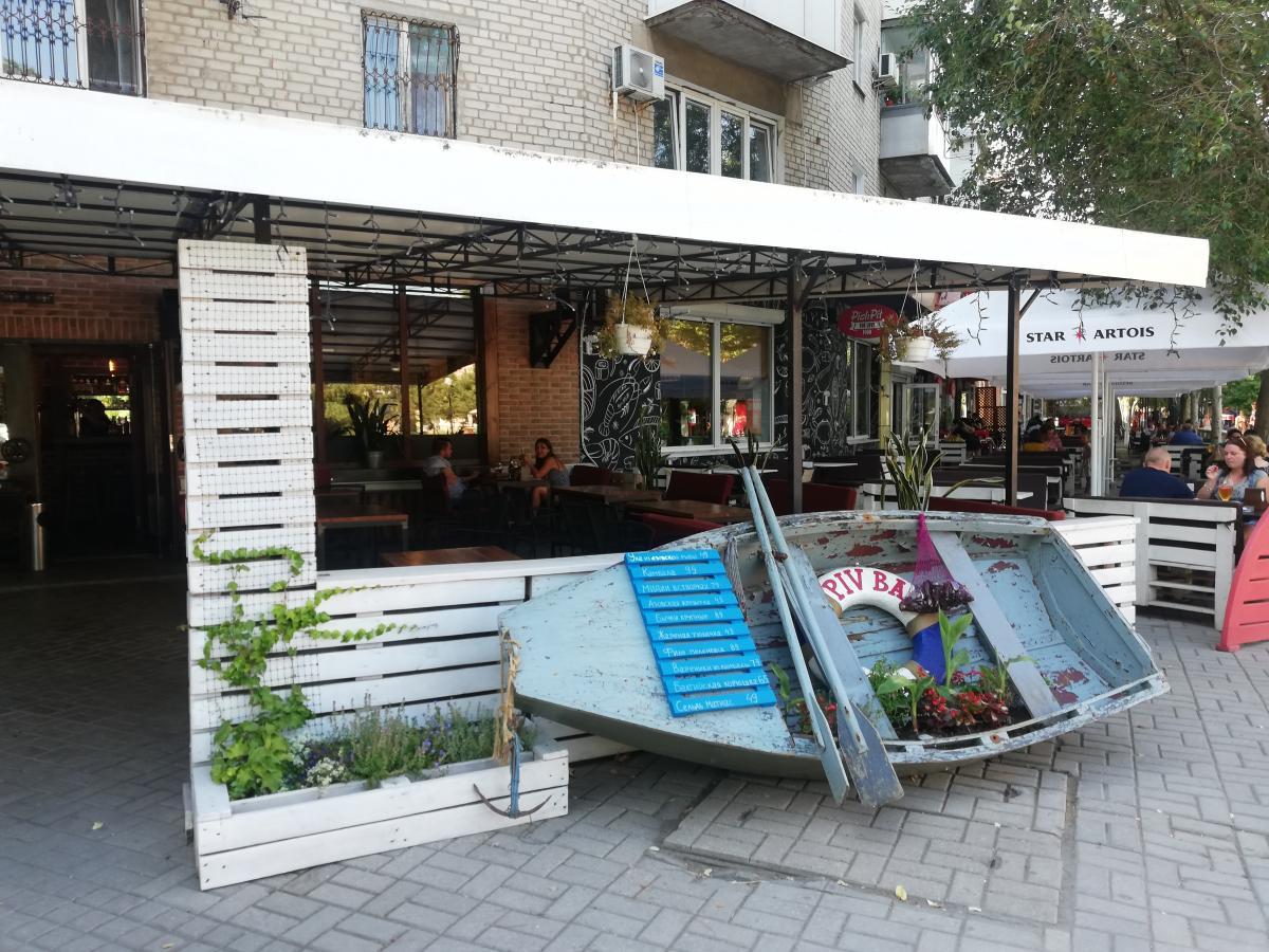 В Бердянске можно найти уникальные блюда вроде вареников с камбалой / фото Марина Григоренко