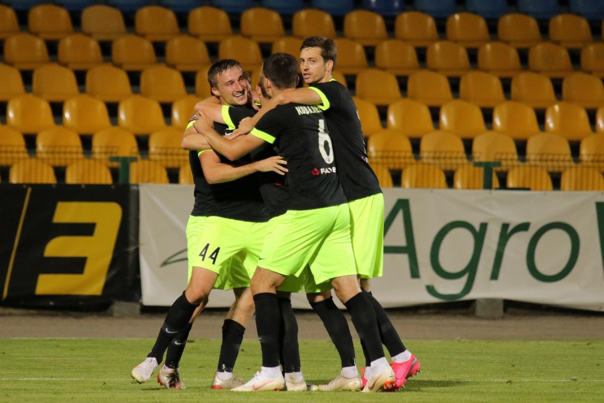 Александрия еще имеет шансы попасть в еврокубки / фото фото fco.com.ua
