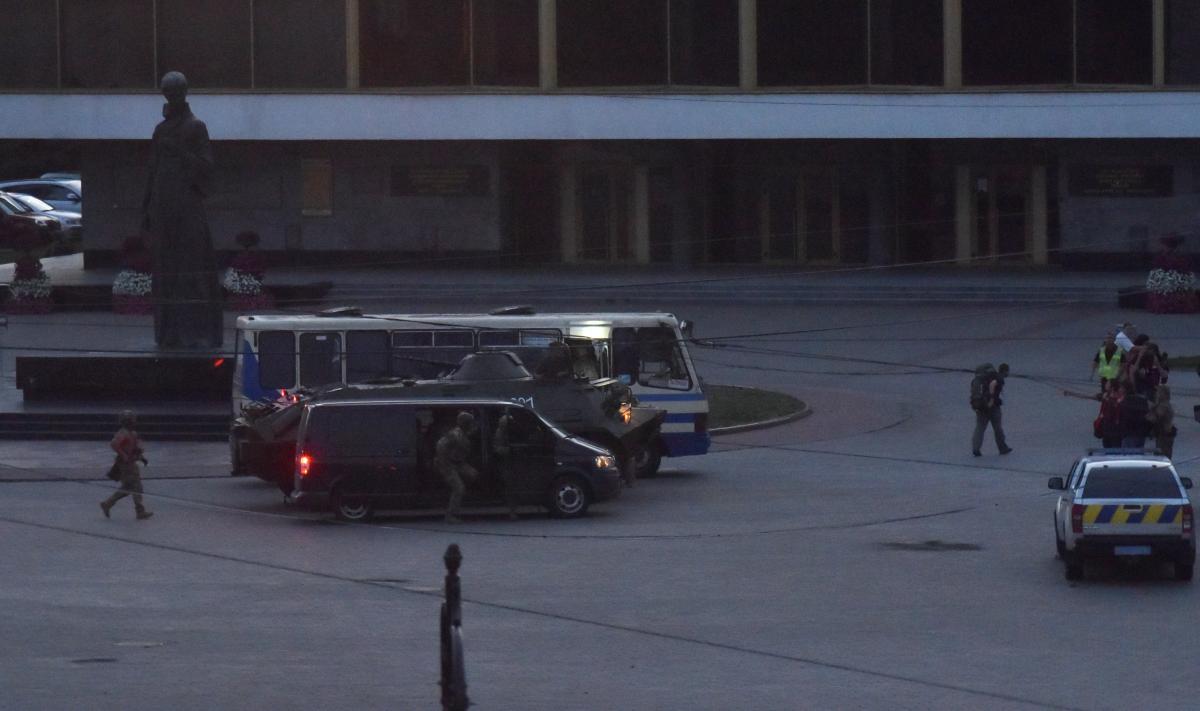 Адвокат Кривоша прокомментировал обстоятельства захвата заложников в Луцке / фото REUTERS