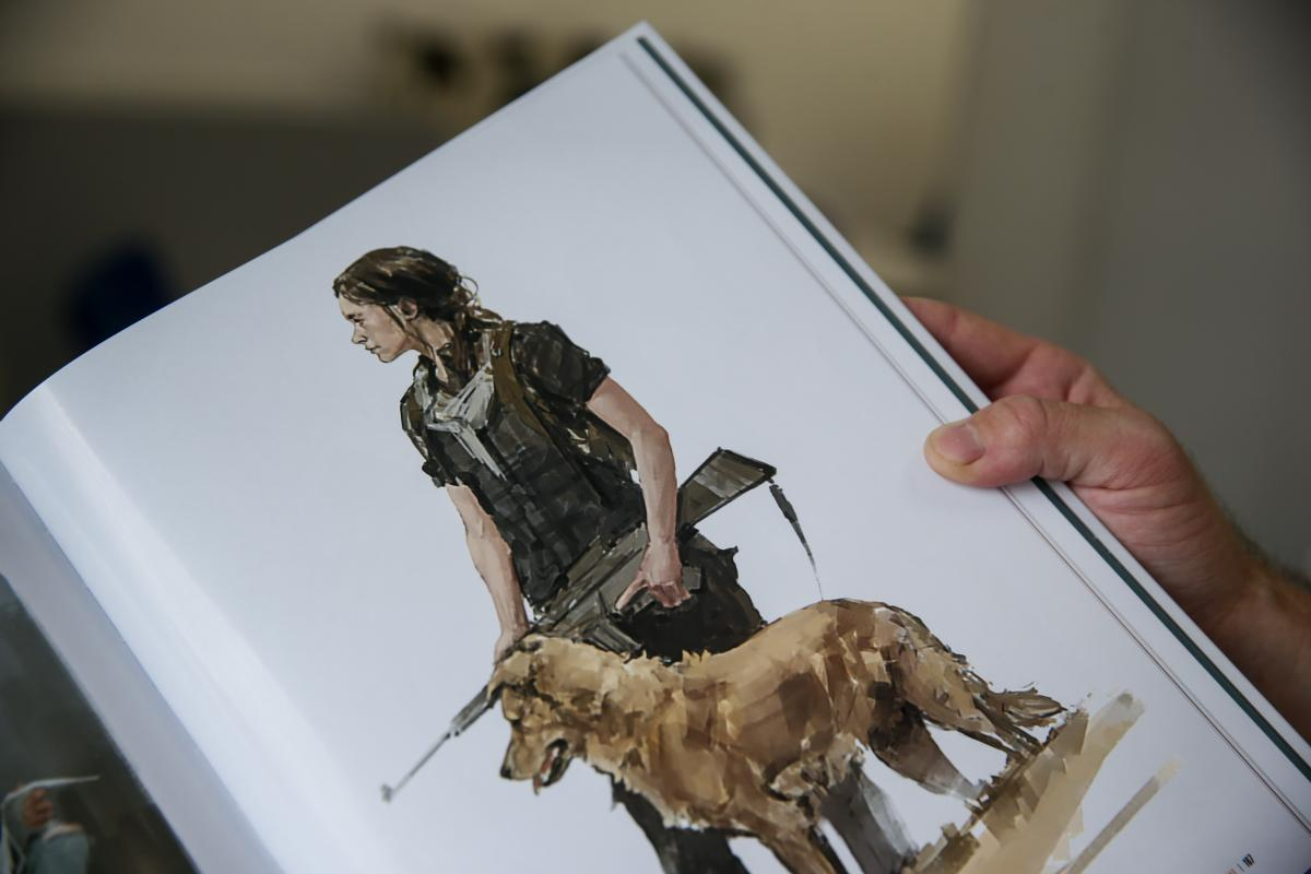 За початковим задумом у Еллі мав бути пес / фото УНІАН