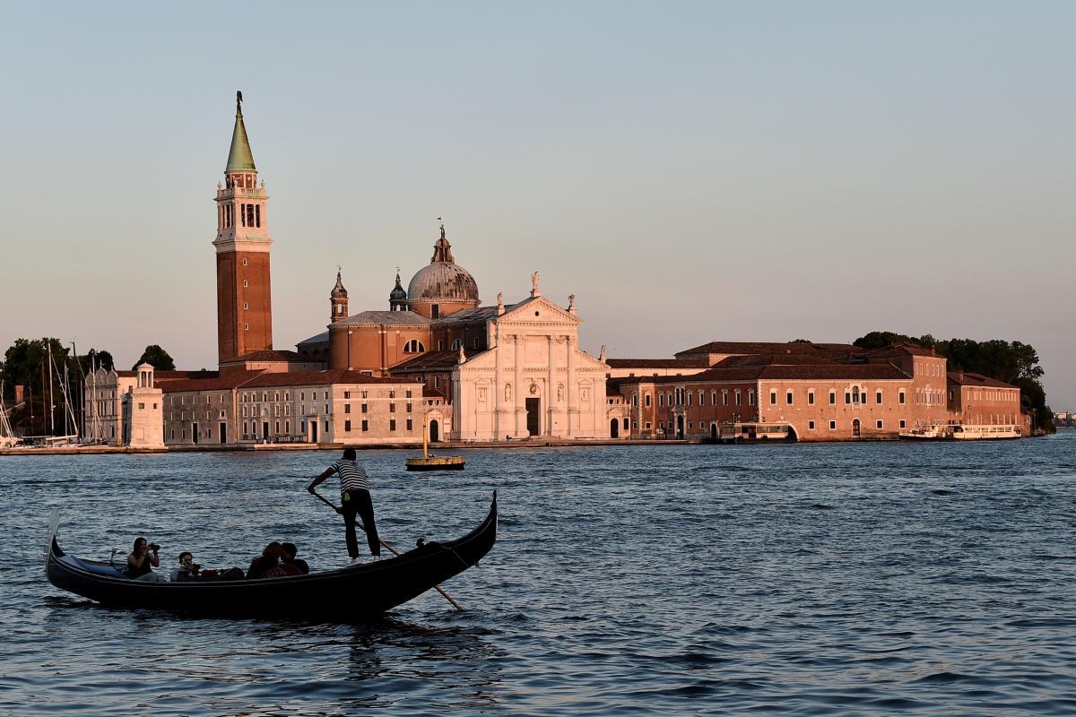 В этом году Венеция осталась без иностранных туристов \ фото REUTERS