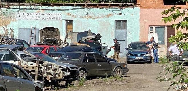 Злоумышленника до сих пор ищут / фото poltava.io