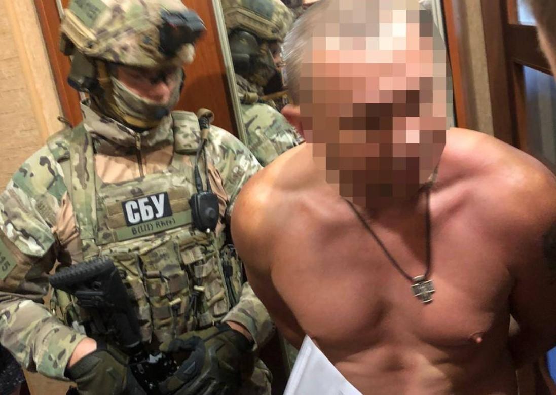 """Кримінальнийавторитет """"Князь"""" раніше був судимий за вбивство/ фото Офіс генпрокурора"""