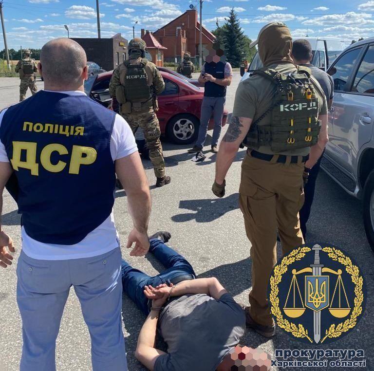Злоумышленники требовали выкуп в размере 20 тыс. долларов / фото прокуратура Харьковской области