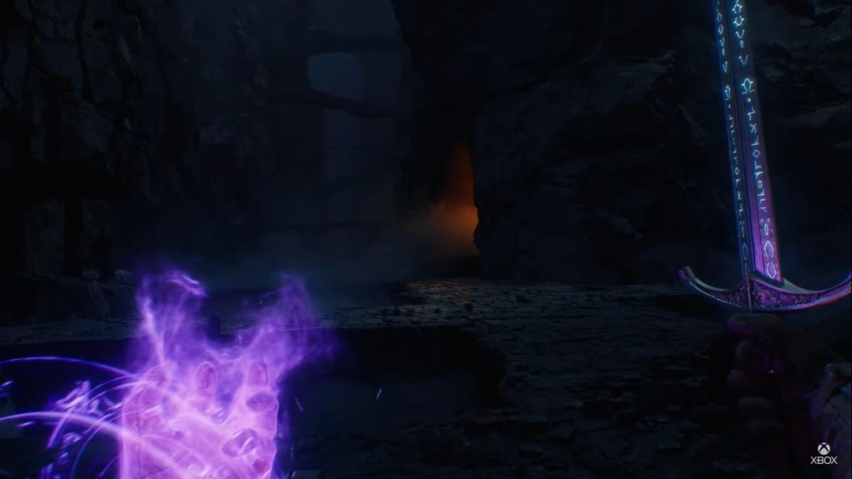 Avowed нова рольова гра від студії Obsidian / скріншот з трейлера
