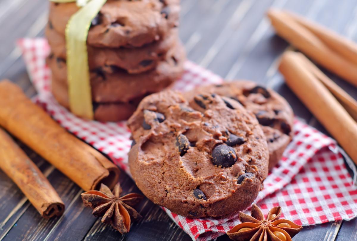 Шоколадне печиво - рецепт / фото ua.depositphotos.com