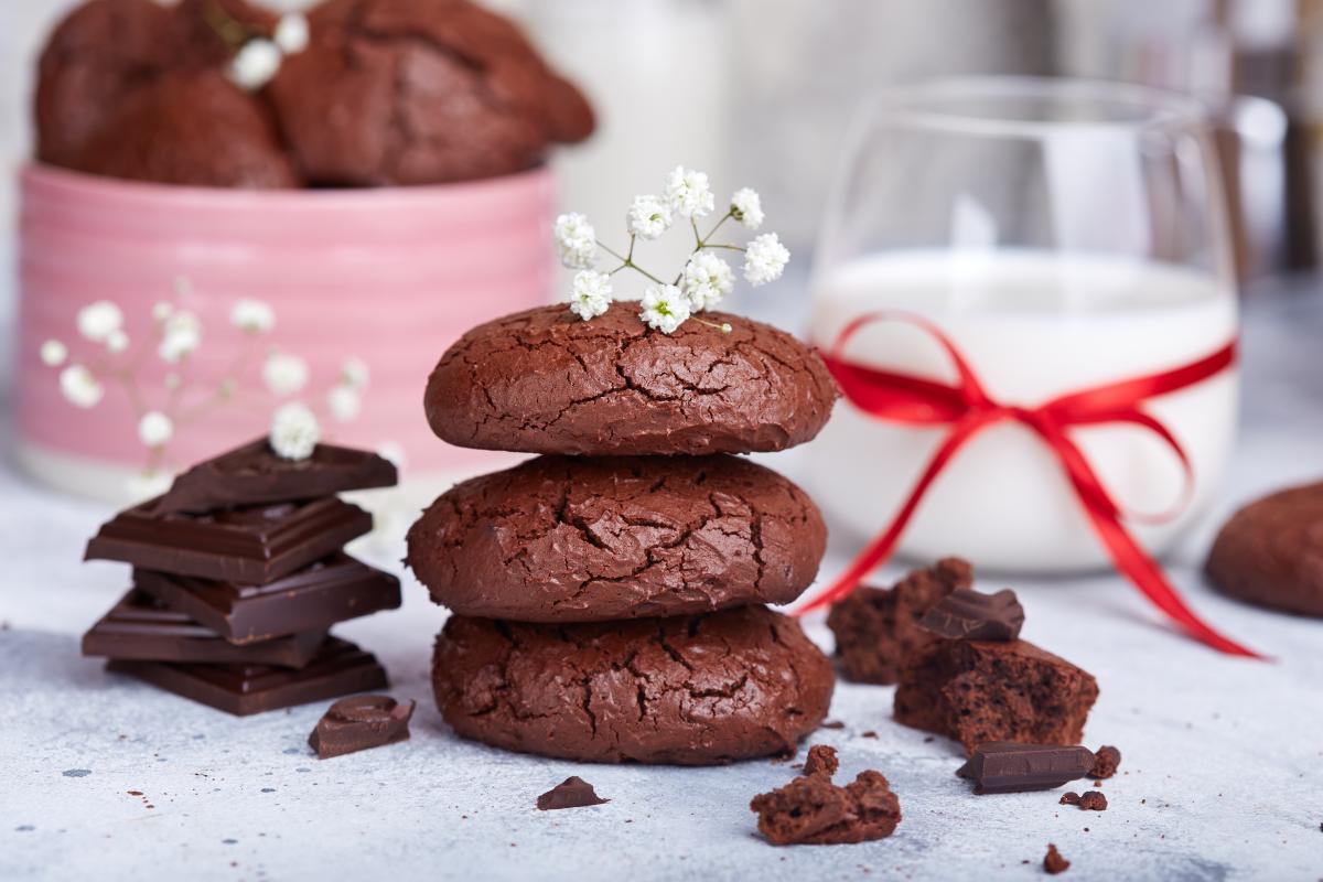 Как приготовить вкусное шоколадное печенье / фото ua.depositphotos.com