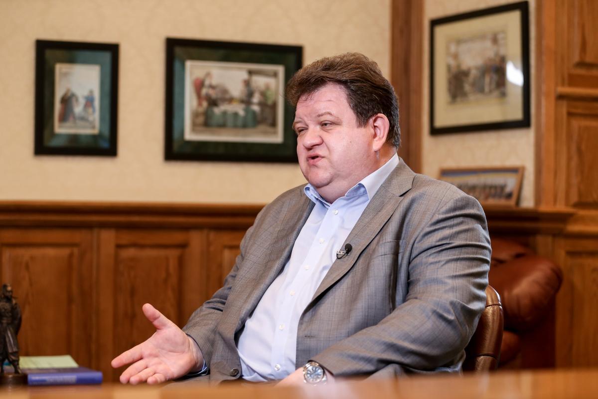 За словами Львова, вже 20 років намагаються розробити норматив для суддів/ Фото УНІАН