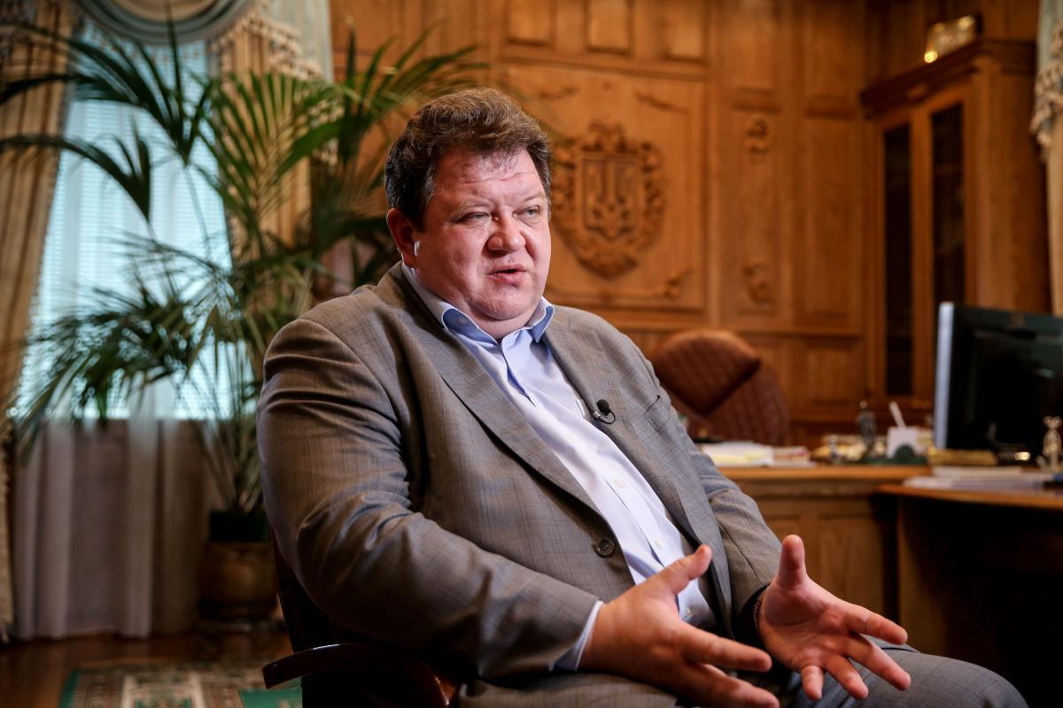 """Богдан Львов: """"На обласному рівні не вистачає близько 40 відсотків суддів"""" / Фото УНІАН"""