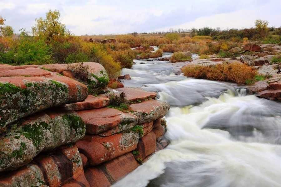 Токівський водоспад на Дніпропетровщині / фото однойменної групи у Facebook
