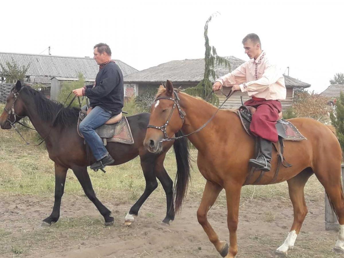 Козацький хутір Галушківка / фото з Facebook-сторінки парку