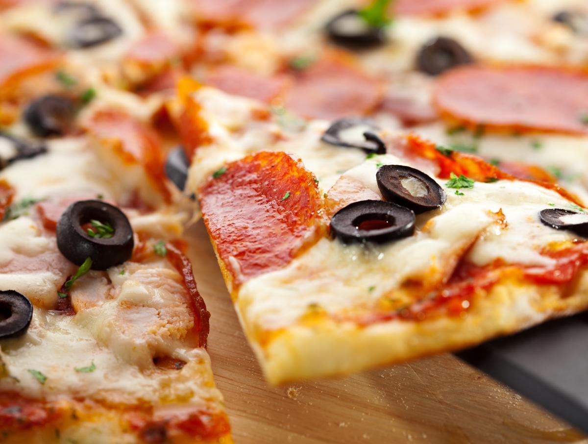 Замовлення з піца-автомата коштуватиме близько 5 євро / фото ua.depositphotos.com