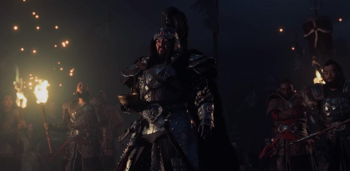 Хотун-хан – главный злодей игры / скриншот