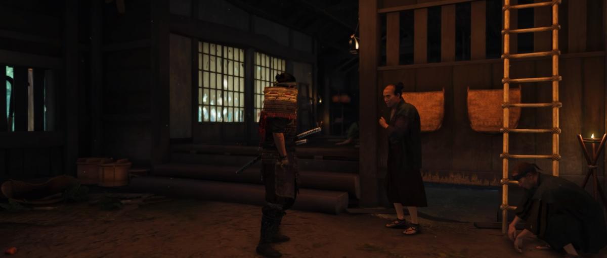 Крестьянин справанастроен на серьезный разговор/скриншот
