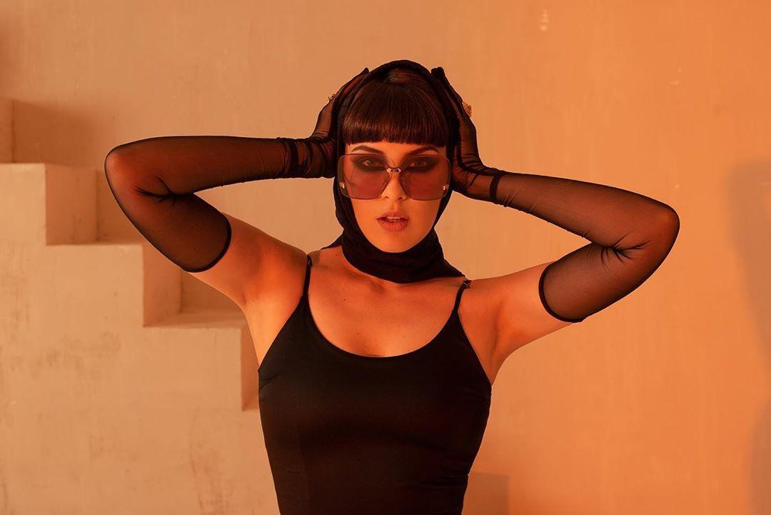 Певица поделилась новыми смелыми снимками / фото instagram.com/maruvofficial