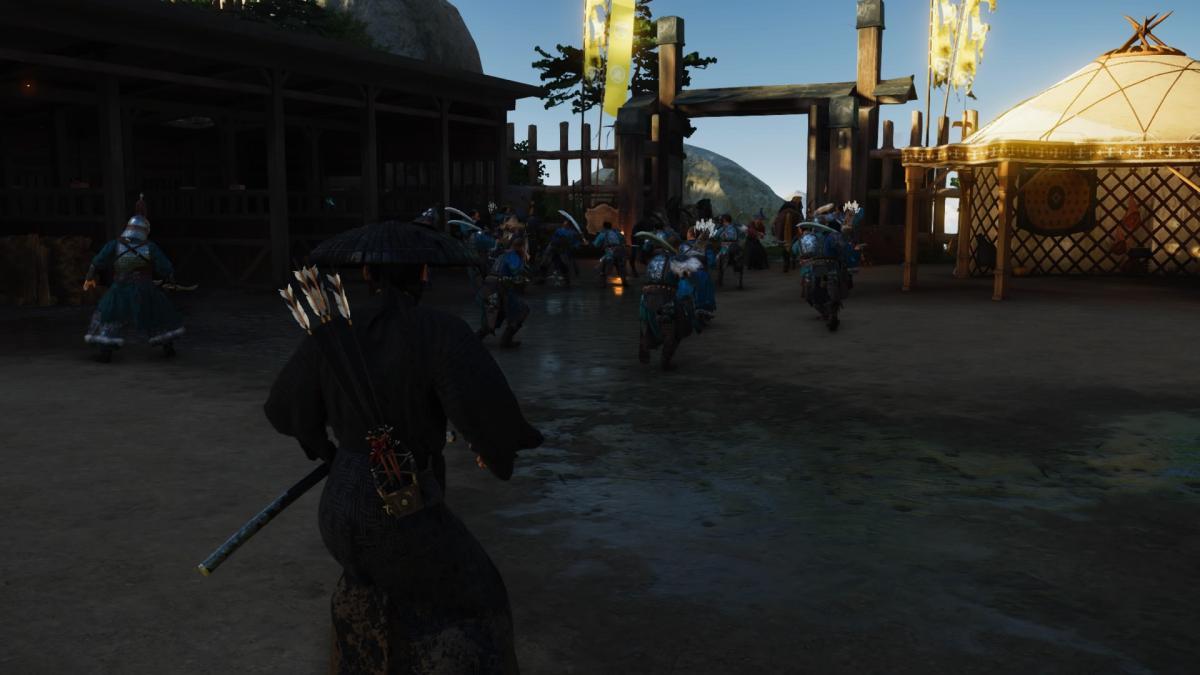Убить всех монголов / скриншот