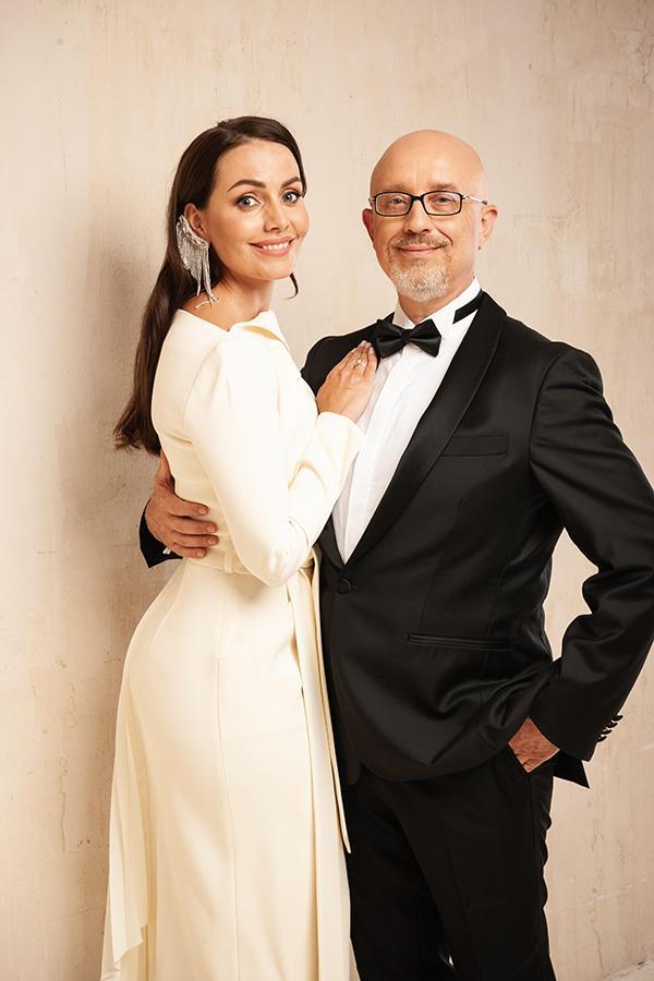 Резников женился на телеведущей / фото ICTV