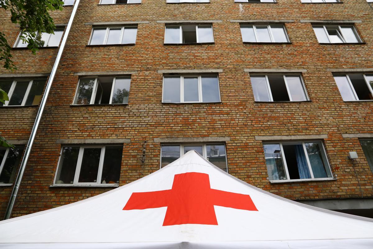 В общежитии зафиксировали вспышку коронавируса / фото УНИАН
