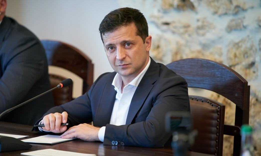 Zelensky has had a phone call with Putin / Photo from president.gov.ua