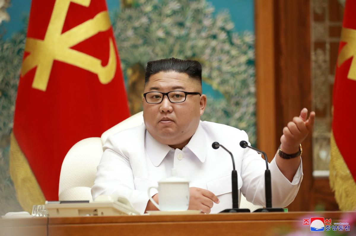 Лидер Северной Кореи Ким Чен Ын / REUTERS