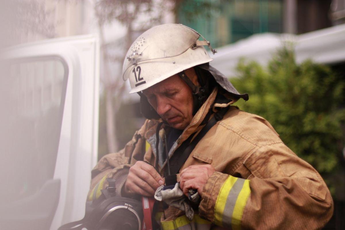 Украина сегодня отмечаетДень спасателя / фото ГСЧС