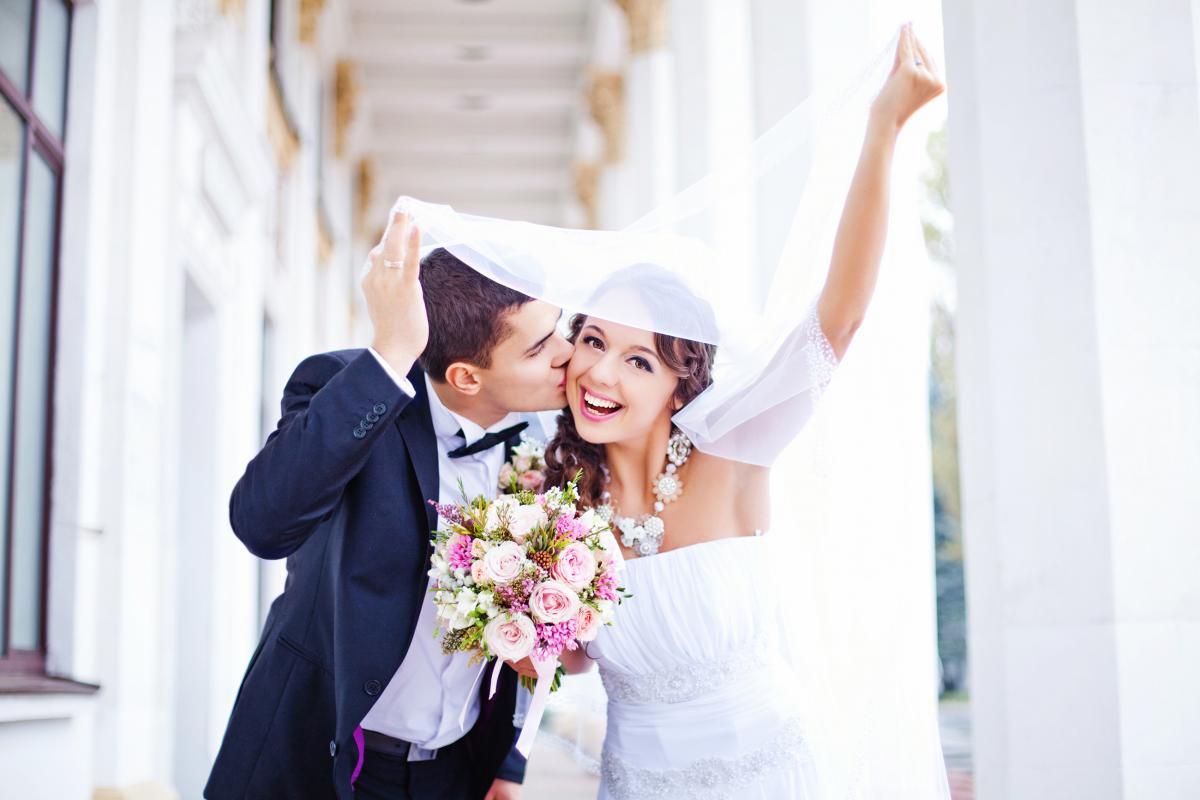 Свадебное платье / depositphotos.com