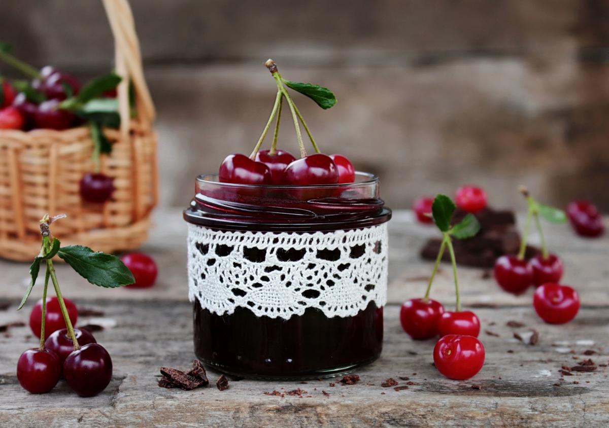 Как приготовить вишневое варенье / фото ua.depositphotos.com