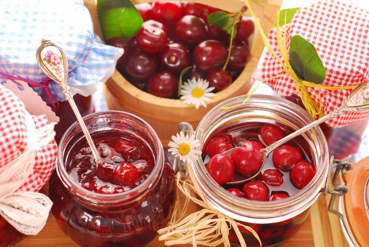 Вкусное варенье из вишни - рецепт / фото ua.depositphotos.com