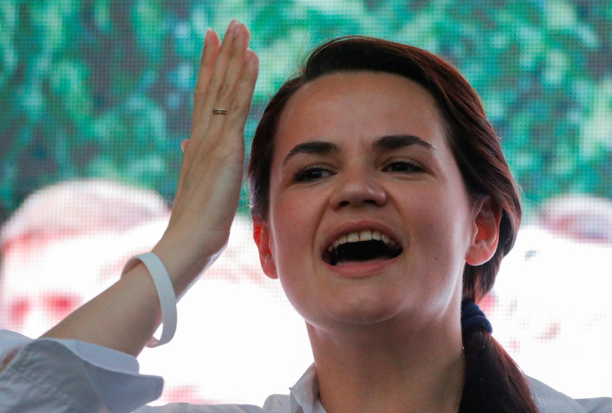 Тихановська готова надати Лукашенку гарантії безпеки \ фото REUTERS