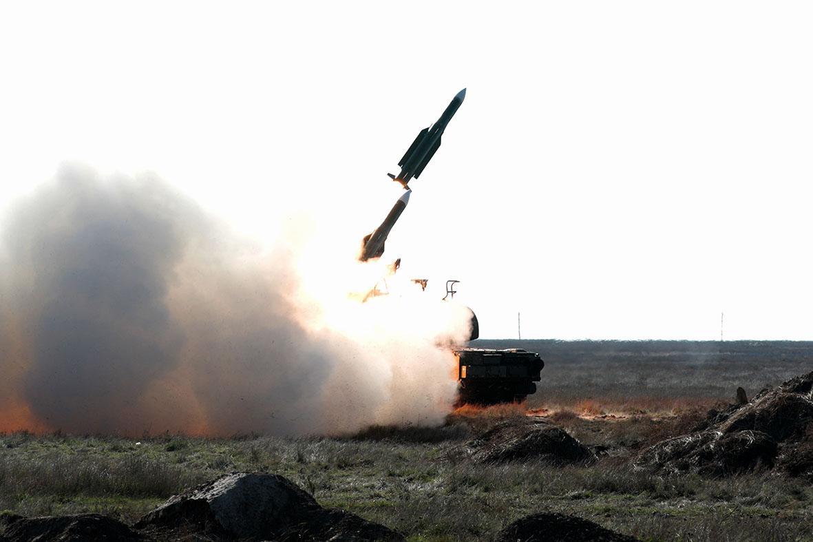 """Учебно-тренировочная база Воздушных сил пополнится тренажерами для зенитных ракетных комплексов """"Бук-М1"""" и С-300П""""/ фото АрміяInform"""