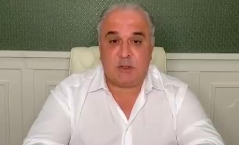 Давид Жванія заявив, що тиснув на Азарова / скріншот