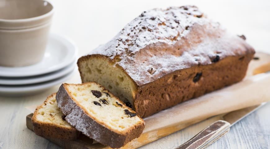 Творожный кекс рецепт с фото/ gastronom.ru