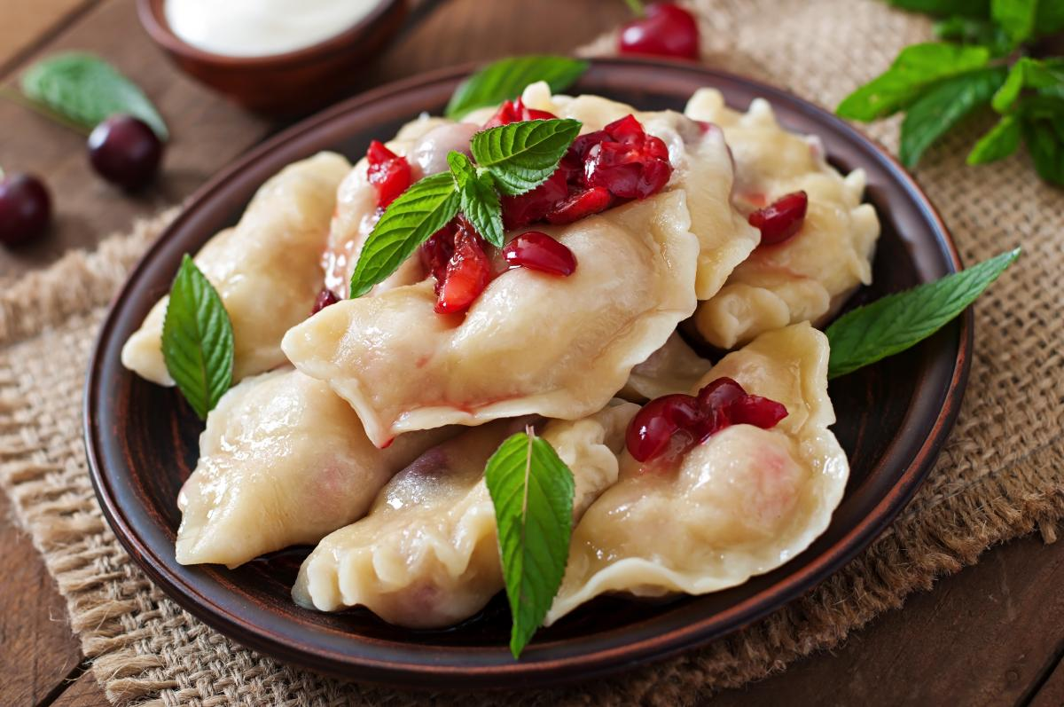 Вареники с вишней - рецепт / фото ua.depositphotos.com