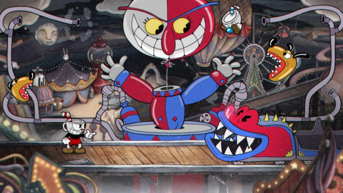 Изначально Cuphead вышелв 2017 году на ПК и Xbox One / store.steampowered.com