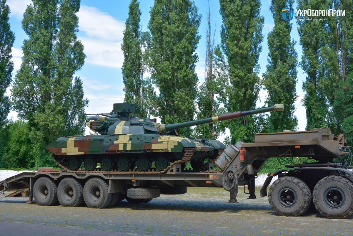 Танки получили современное оборудование / Укроборонпром