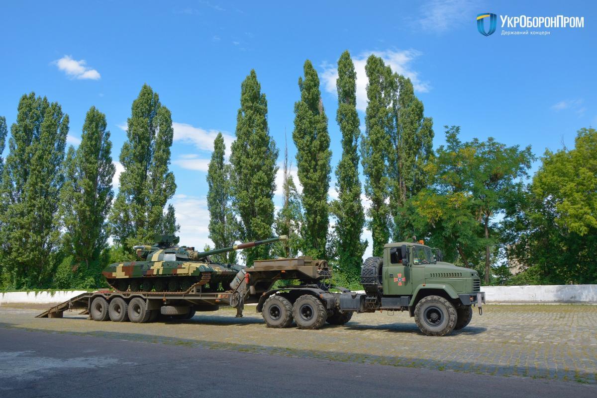 Также были проведены необходимые испытания / Укроборонпром