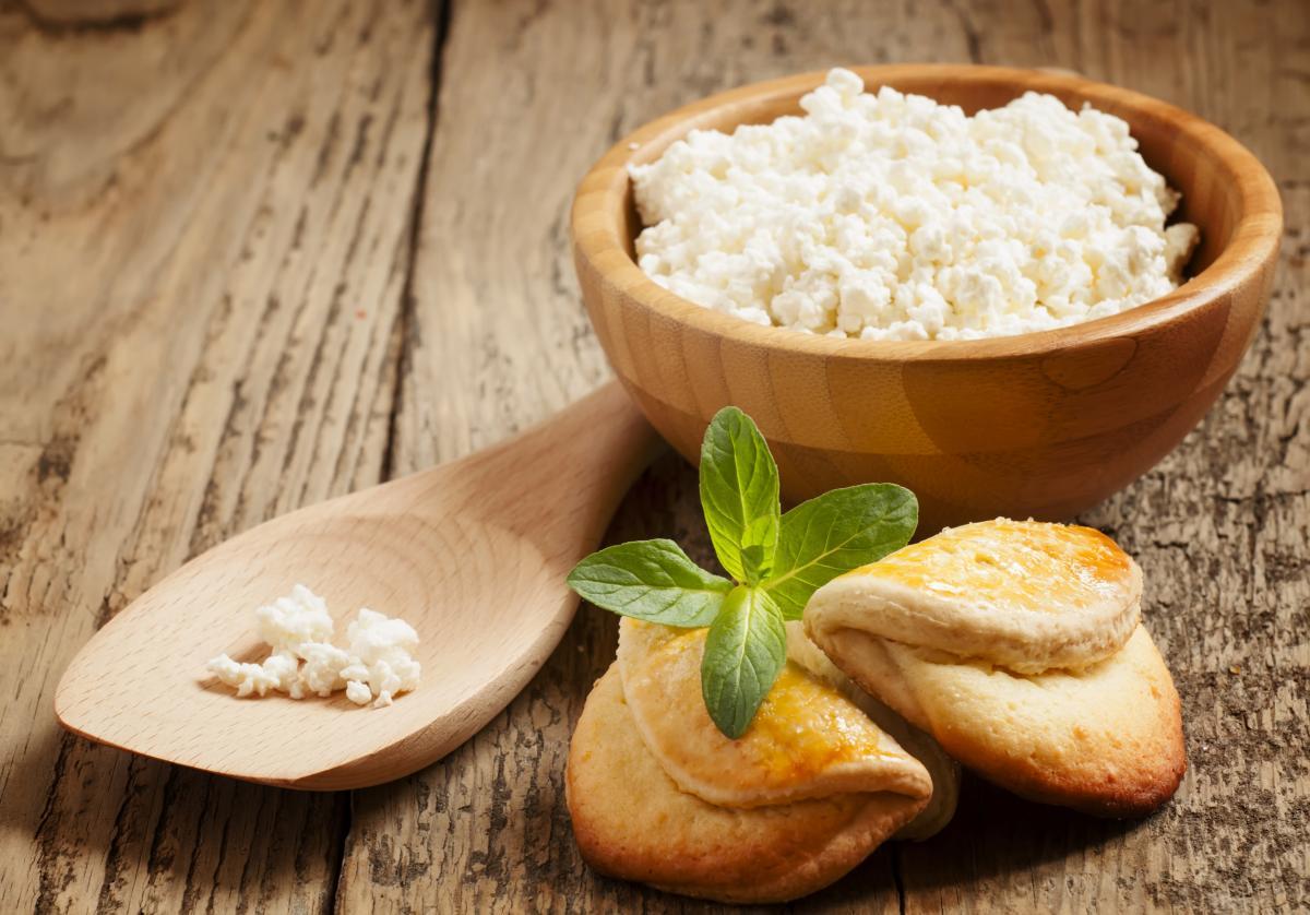 Вкусное печенье с творогом - рецепт / фото ua.depositphotos.com