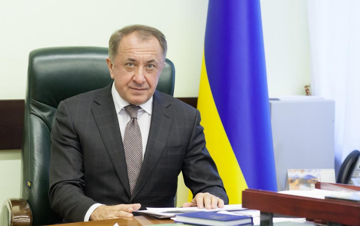 Богдан Данилишин считает, что переориентация государственных закупок является шагом в правильном направлении / фото пресс-служба НБУ