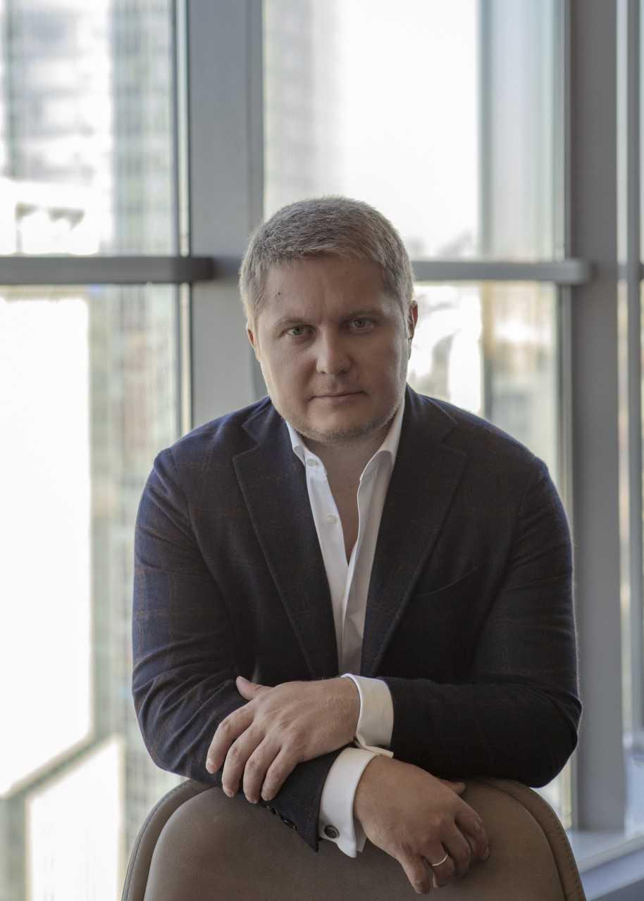 Андрей Гмырин / фото УНИАН