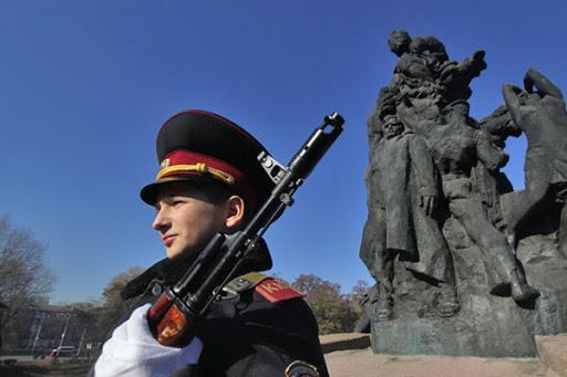С такой инициативойтрудовой коллектив учебного заведения/ фото kadety.org.ua