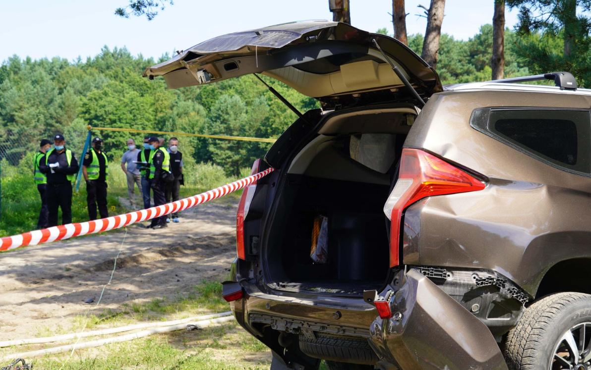 Взрыв прогремел утром 28 июля / фото lv.npu.gov.ua