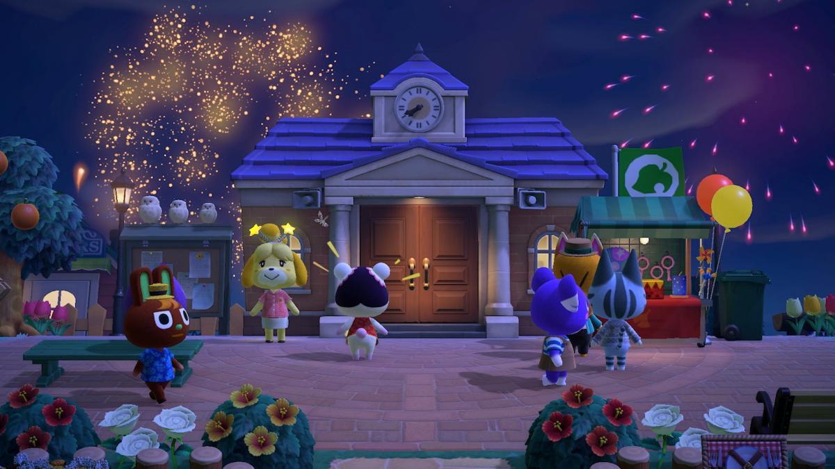 Обновление для Animal Crossing: New Horizons выйдет 30 июля /фото nintendo.com