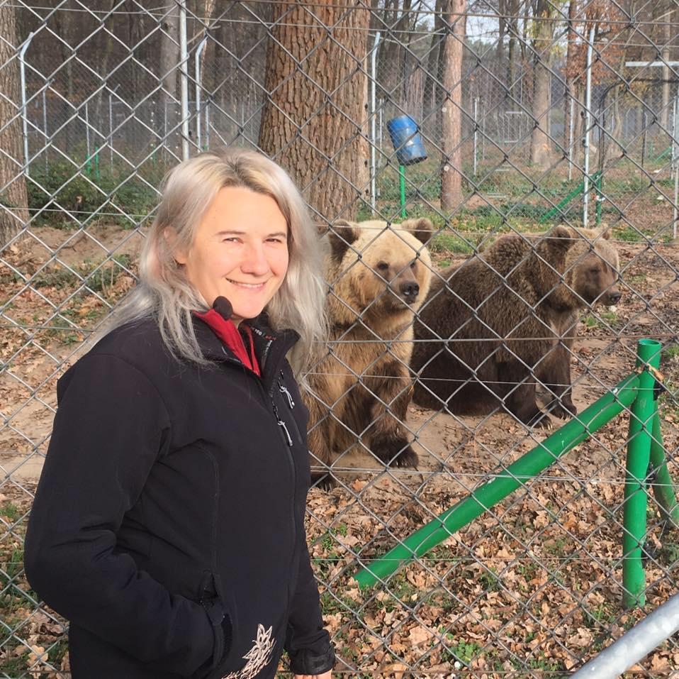 Марина Шквыря рассказала, почему приют переезжает / фото facebook.com/maryna.shkvyria
