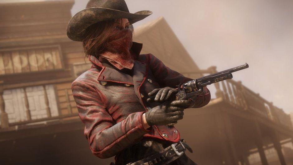 До конца года Red Dead Online получит еще несколько крупных патчей / фото Rockstar Games