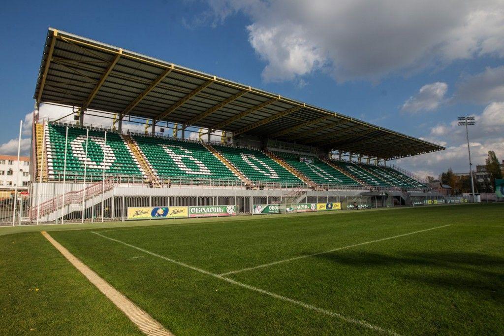 Оболонь-Арена может вместить 5100 зрителей / фото fcbrovar.obolon.ua/arena