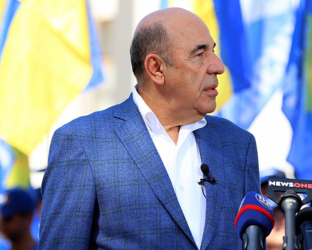 Вадим Рабинович / фото zagittya.com.ua